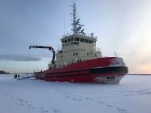 Vill erbjuda isbrytarturer till besökare i Luleå