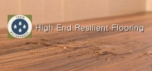 What is High End Resilient Flooring?