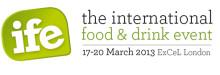 EBLEX Trade Marketing at IFE, 17-20 March