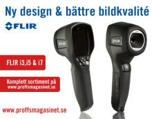 FLIR lanserar ny kameraserie!