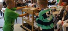 Bygg din egen orgel på Stadsbiblioteket