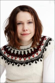 """Mette Karlsvik klar med ny roman frå Island, """"Varmá"""""""