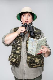 Lokala humorister öppnar för Babben