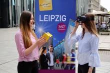 Virtuelle Site Inspection für den Tagungsstandort Leipzig