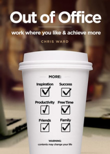 "Get ""Out Of The Office"" - BOOK NOW for breakfast with Chris Ward"