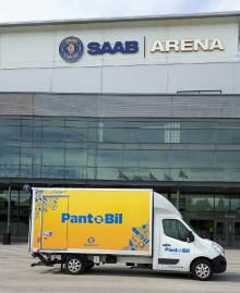 Idag rullar Pant-o-bilen in i Linköping