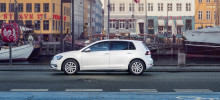 Volkswagen introducerer ny state-of-the-art  1,5 TSI-motor i Golf.