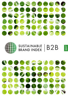 Officiell rapport Sustainable Brand Index B2B 2017