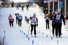 Halvtid i Vasaloppets vintervecka 2013