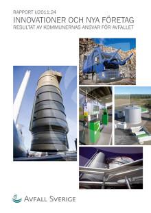 Innovationer och nya företag – resultat av kommunernas ansvar för avfallet