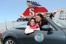 Take your Thelma or Louise with Stena Line – for free