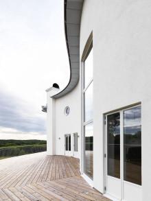 Ross erbjuder unik design i nytt område utanför Uppsala
