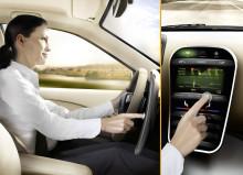 Continental forsterker veisikkerheten gjennom trykksensitive overflater i bilen
