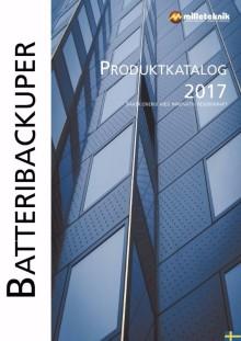 Ny Produktkatalog 2017