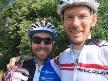 Emil Lindgren laddar i Dalarna inför VM