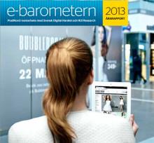 Starkaste tillväxten för e-handeln sedan 2007