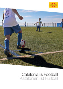 Catalonia is Football