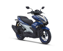 Yamaha Motor Launches Stylish and Sporty GDR155 Scooter - ASEAN Strategic Model Aiming to Build New Sporty Scooter Category -