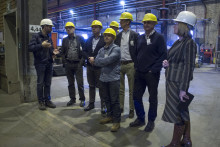 Kalkproducent nytt medlemsföretag i Swerea MEFOS
