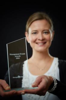 """Crosskeys projekt vann pris för """"Årets bästa IT-projekt"""" i Finland"""