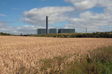Rekordstort kraftvärmeverk för biomassa byggs i Danmark
