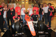 QNET Brings F1 Racing Excitement to Russia