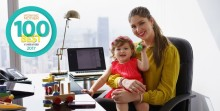 """Kimberly-Clark Named to 2017 Working Mother """"100 Best Companies"""" for Leadership in Family Benefits"""