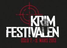 Krimfestivalen 7. – 9. mars 2013