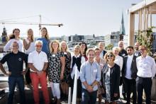 Helt jämställt i juryn för Stockholms Innovationsstipendium