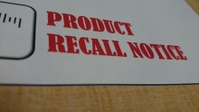 The cost and consequence of a product recall