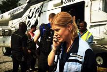MSB utökar insats på Haiti med ett basläger