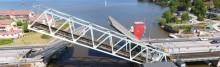 AcobiaFLUX byter styrsystem på Kvicksundsbroarna