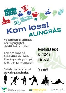 Affisch - Kom Loss