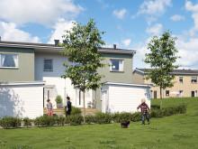 Nu startar försäljningen av BoKlok-radhus i Västra Kattarp, Rosengård, Malmö