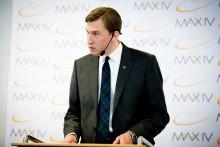 Regional kraftsamling för att möta MAX IV
