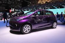 Renault ZOE fornyer seg