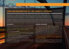 JOOL Markets AS - Rekryteringsannons - Compliance Officer
