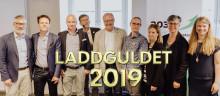 Kungsbacka och Södra skogsägarna tog hem Laddguldet 2019