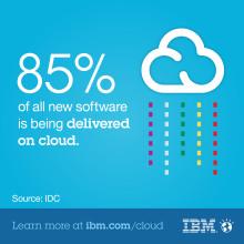 SAP:n liiketoimintakriittiset ratkaisut IBM:n pilvestä