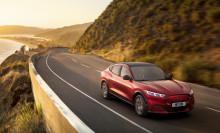 Täyssähköinen Ford Mustang Mach-E tarjoaa tehoa, tyyliä ja vapautta uudelle sukupolvelle