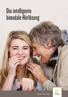 Die bimodale Hörlösung - Hörgerät und Hörimplantat