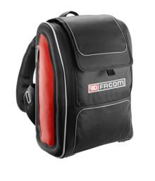 Mantenimiento en movimiento: FACOM® introduce mochila modular y compacta con gran capacidad y de fácil acceso de almacenamiento.