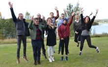 Hållbara startups målet på Startupprogrammet