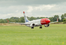 Norwegian reports a result of 1 billion NOK and passenger growth for the third quarter