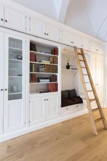 Klassisk og kompromisløs loungestemning