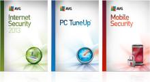 AVG 2013 erbjuder det mest kompletta skyddet för ditt digitala liv