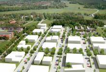 Ultuna ny stadsdel för innovation, företagande och boende