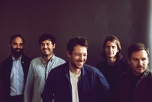 Fleet Foxes er album- og konsertaktuelle