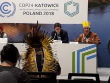 Hvor er menneskerettighederne i klimakampen?