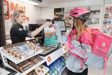 7-Eleven och foodora inleder unikt samarbete